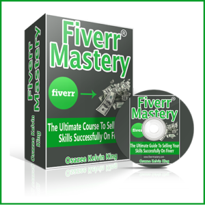 My 2018 Complete Fiverr Course - VALUE N4,999