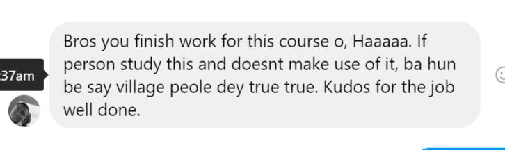 Ayodeji review